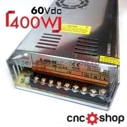 Sursa in comutatie 60V/400W (6.7A)