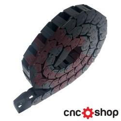 Lant portcablu 15x15mm