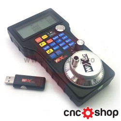 Comanda CNC wireless Mach3