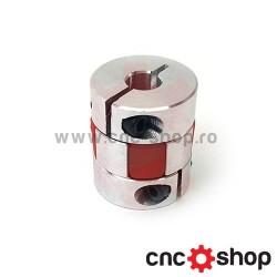 Cuplaj elastic insertie 8x10 D25L30