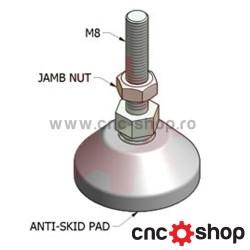 Picior autonivelant M8/45mm