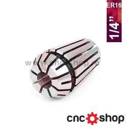 Pensa elastica ER16 - 6.35mm