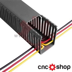 Pat cablu organizare 25x25mm