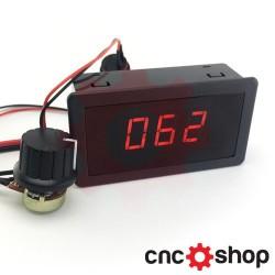 Controler variabil turatie motor DC