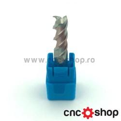 Freza CNC, 3F 8x8 carbura