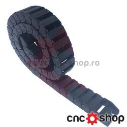Lant portcablu 15x30mm