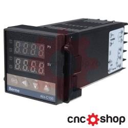 Controler PID de temperatura cu senzor K