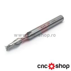 Freza CNC, 2F 5x6 HSS